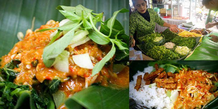 Pecel, Indonesian Traditional Salad | Indonesia Travel
