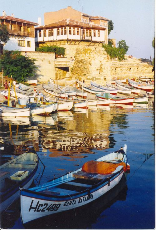 Nessebar, Bulgaria, Its abundance of historic buildings prompted UNESCO to include Nesebar in its list of World Heritage Sites in 1983.