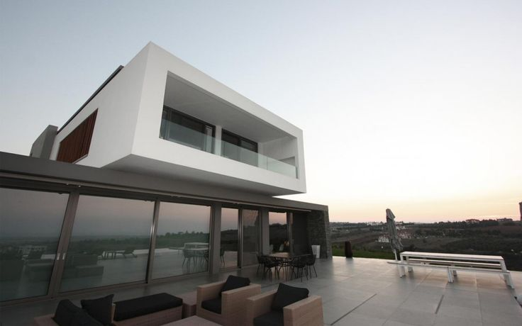 B house by @office25 Architects - The Greek Foundation #architecture #design #construction