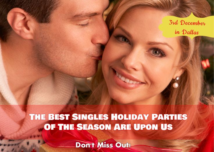 You deserve to have a little Joy and Romance these Holidays. 30% off Holiday Special  Contact us now at our website or Call at 972-332-1457 so you don't miss any of the festivities or perhaps a chance with someone special.