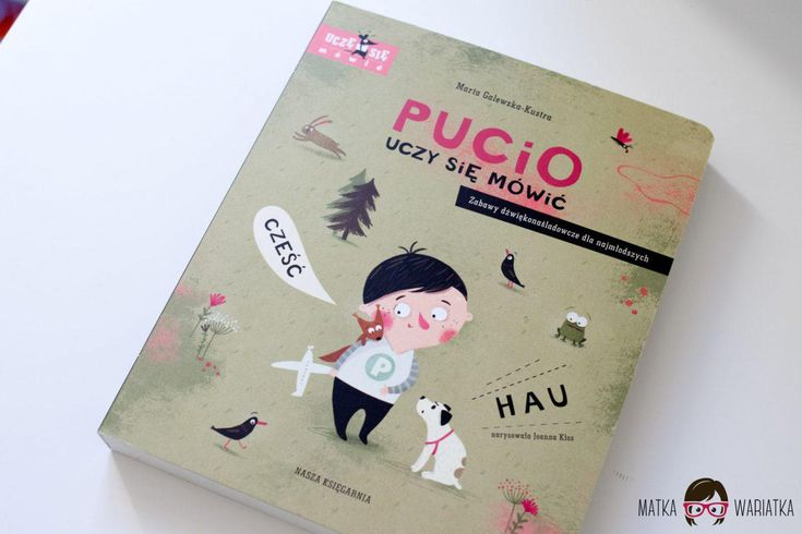 Pucio uczy sie mowic01 by .
