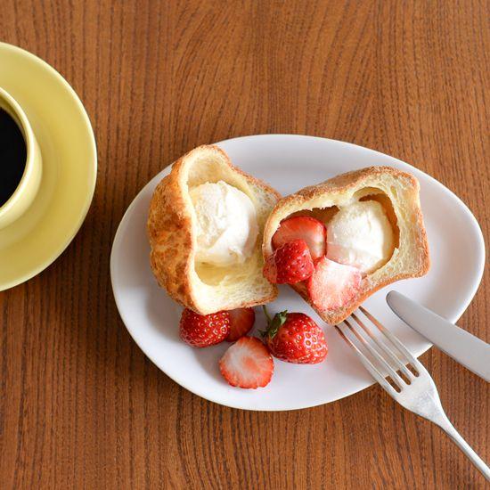 【発酵いらずの手作りパン】外はサクサク、中はしっとり!ポップオーバーのレシピ