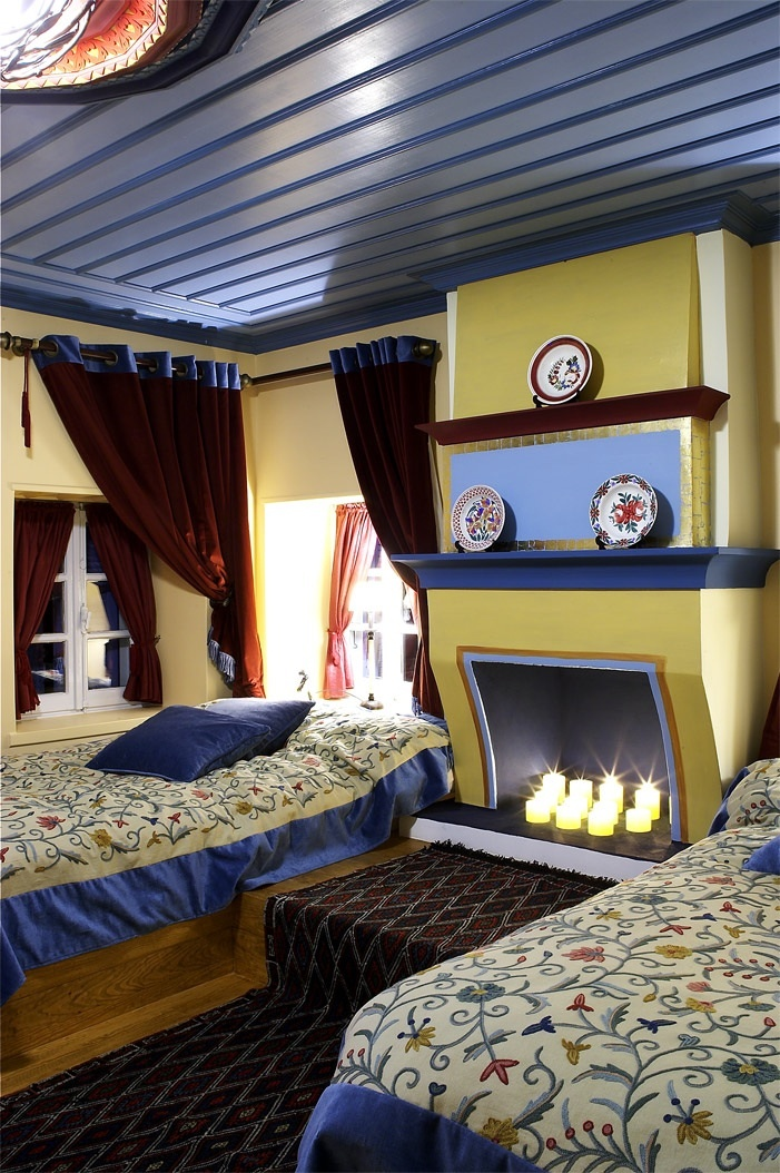 Turkish style bedroom !