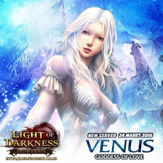 LIGHT of DARKNESS INDONESIA new Server VENUS