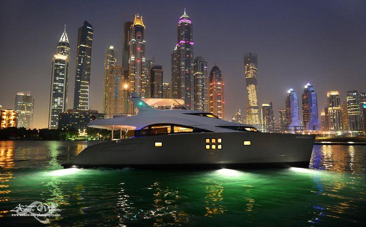 DAMRAK II in Mina Seyahi Marina/ Dubai