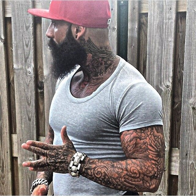 Brave & Bearded — This is @fuatnerse88 ⚡️ go check out his page and...