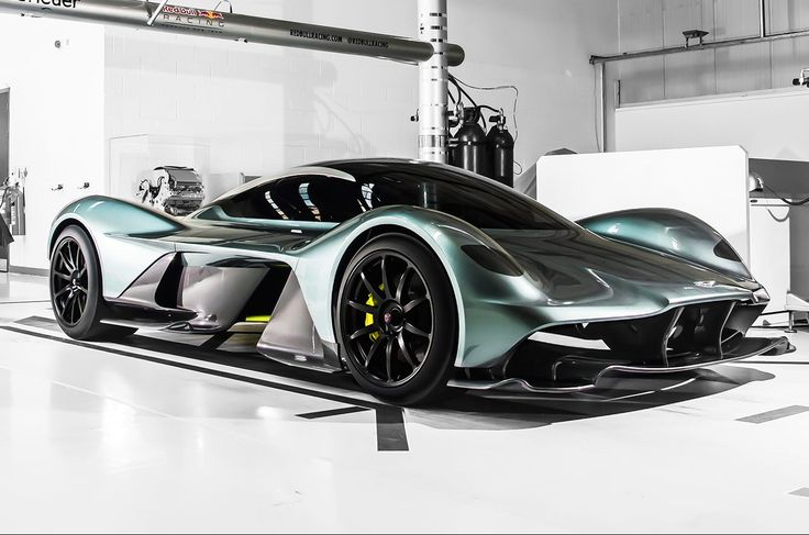 The Aston Martin AM-RB 001 will use a hybrid battery system from Rimac and a naturally aspirated 6.5-liter V-12 from Cosworth.