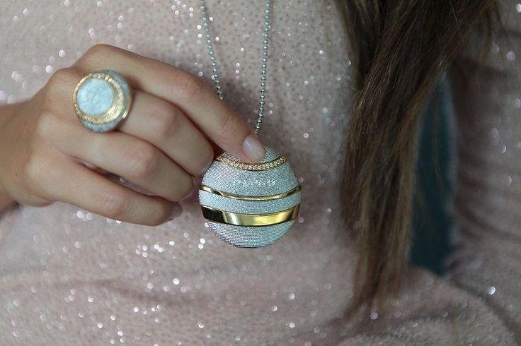 Collana e anello Byblos novità inverno 2013