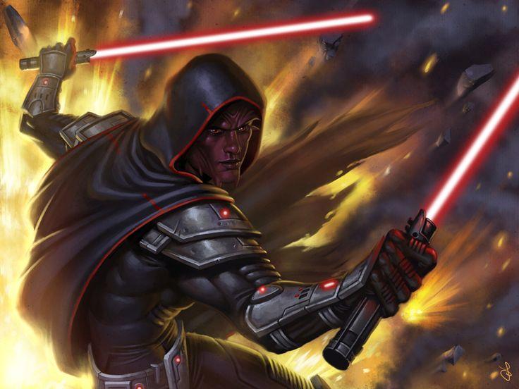 Sith Warrior - by *SaraForlenza |#comics #starwars