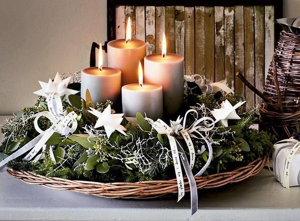 GALLERI: Julens smukkeste adventskranse | Ugebladet SØNDAG