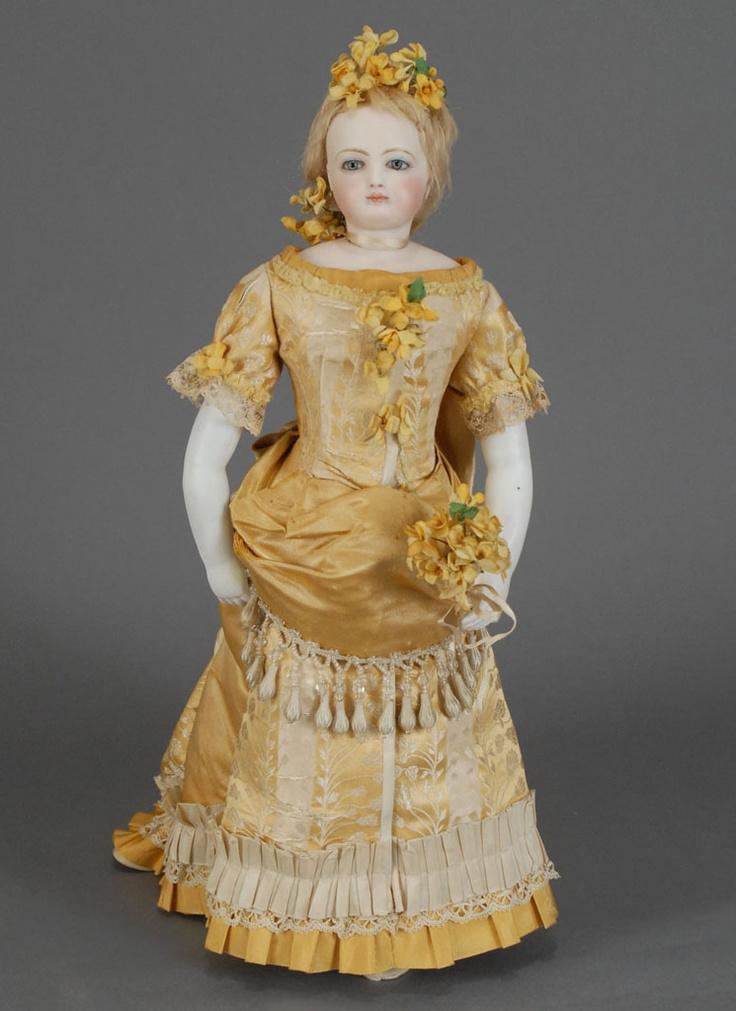 Fashion Doll from Maison Jumeau