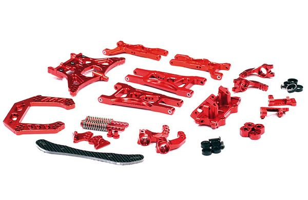 Evolution Upgrade Conversion Kit for Traxxas Rustler (Electric Version)