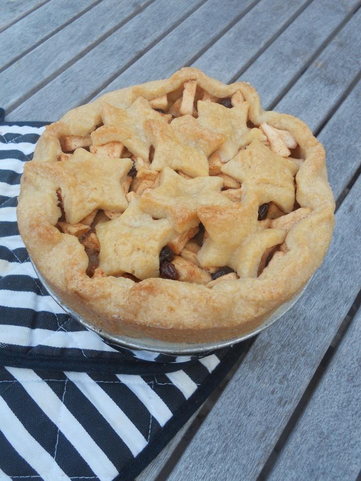 My Dutch Apple Pie. www.taart-deco.nl