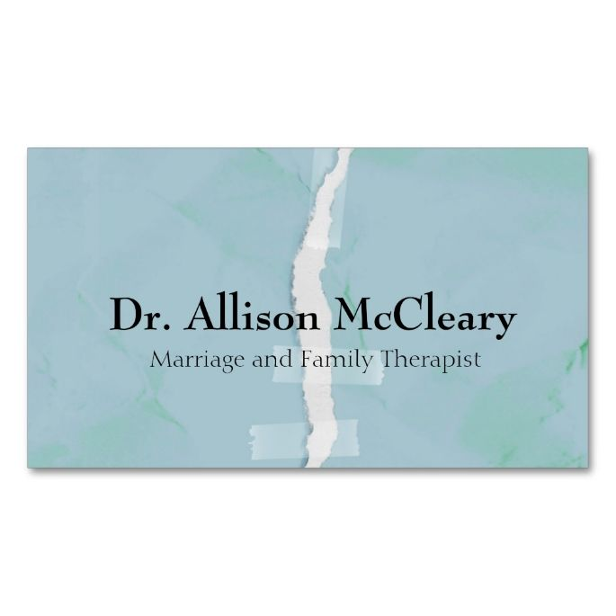 2138 best images about psychology psychologist business for Psychology business cards