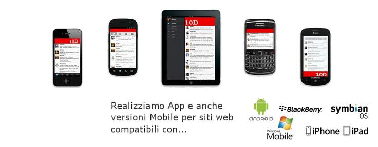 Mobile design http://www.10d.it/design/mobiledesign.htm