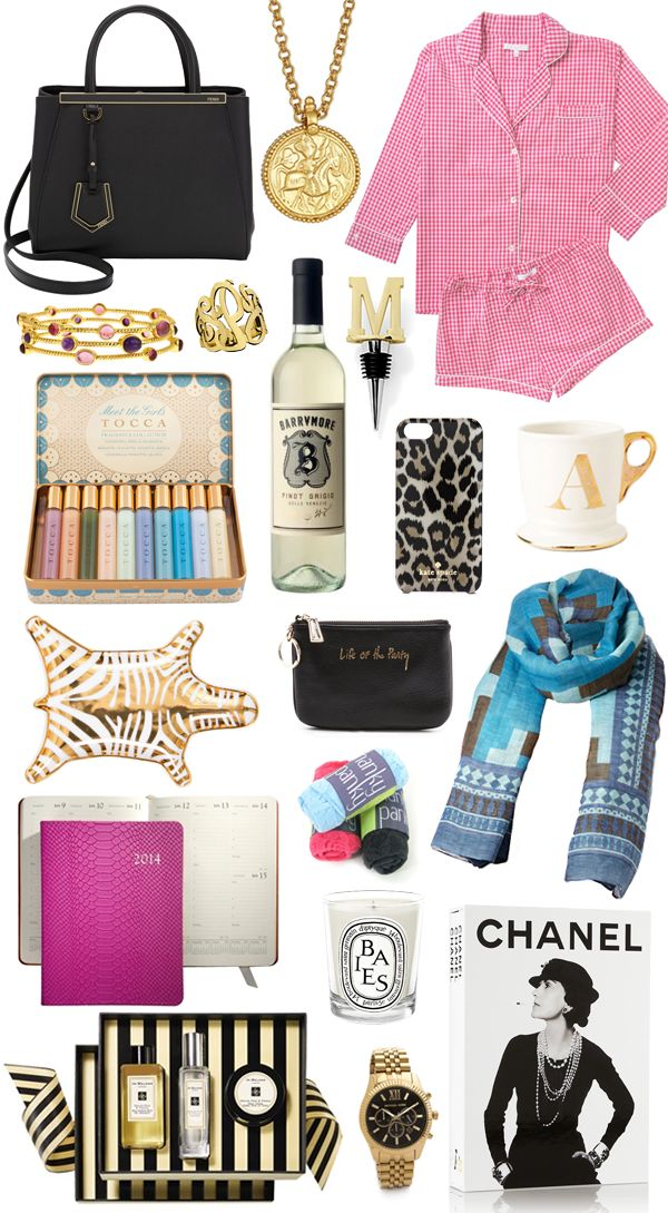 Best holiday gifts for your mom, sister or girlfriend. #giftguide