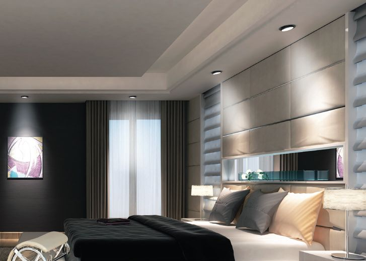set your bedroom ambiance to your required mood and tempo with our versatile range of ceiling ceiling ambient lighting