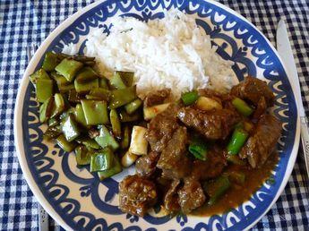 Indonesische Rundvlees Hachee Uit De Wok !! recept | Smulweb.nl