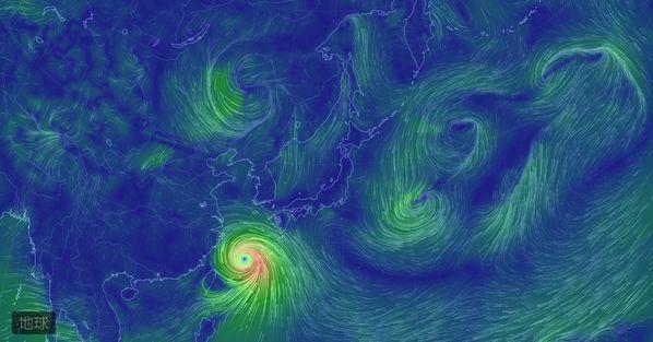 地球の風の流れ http://t.co/w8jmlzKR3g