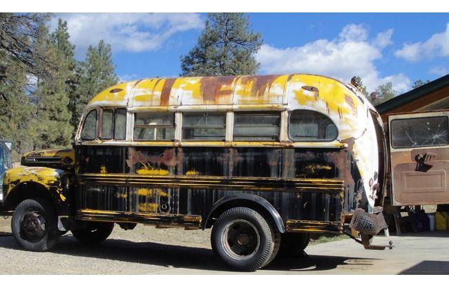 1949 Ford F-4 Short bus For Sale | Hotrodhotline.com