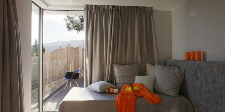 Amazing View Villa in Spanish Orange home accents