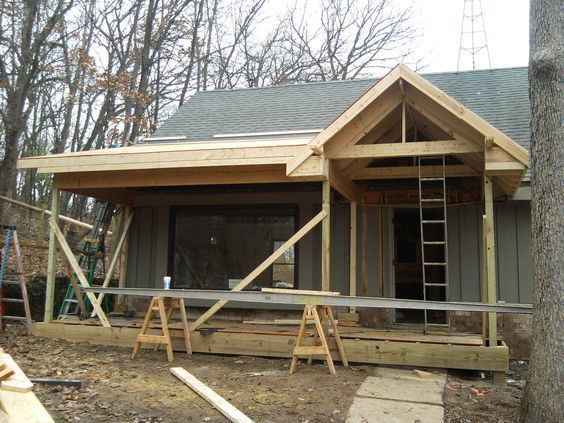 front porch addition - Google Search: