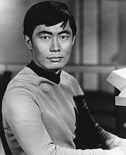 Hikaru Sulu - George Takei