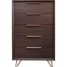 Grand 5 Drawer Dresser
