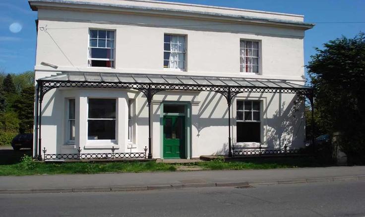 Large Veranda on Home - Breckenridge