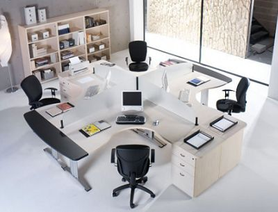 Muebles Oficina : Las 25 mejores ideas sobre Diseño de oficina moderna en Pinterest