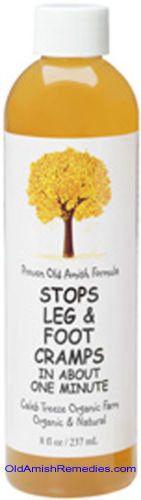 Remedy Leg Cramps