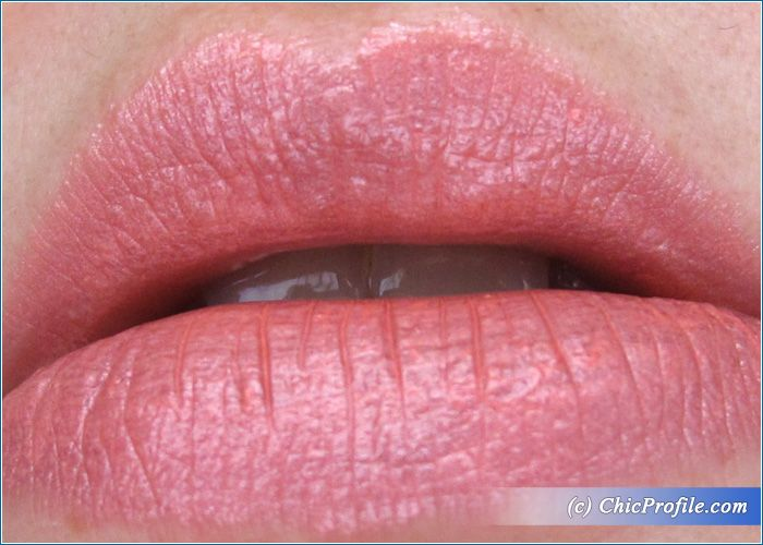 Guerlain Lady Pink Kiss Kiss Lipstick Review, Swatches, Photos