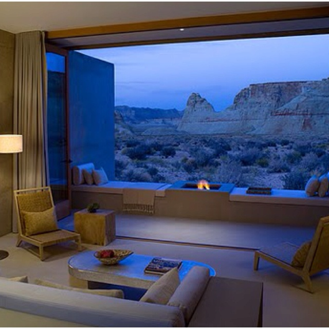 .Aman resort Amangiri which is situated in the four corners of the USA (basically where the states of Utah, Colorado, New Mexico and Arizona meet) and it is one of my absolute favorites and is definitely on the must visit list!! Amangiri (peaceful mountain) is located on 600 acres in Canyon Point, Southern Utah, close to the border with Arizona. The resort is tucked into a protected valley with sweeping views towards ...