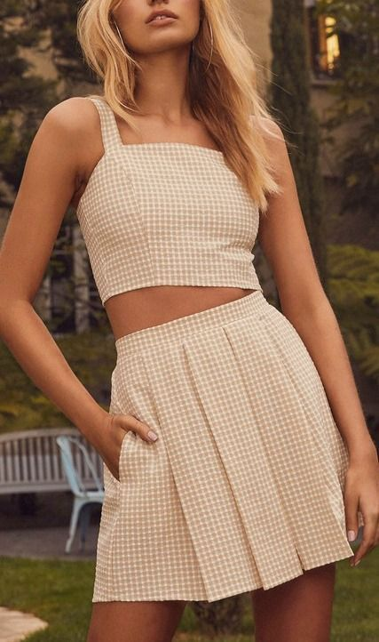 60+ Short Two Piece Outfit Ideas 25 2