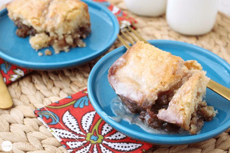 If You Struggle Making Cinnamon Rolls, Make This Cake Instead - One Good Thing by JilleePinterestFacebookPinterestFacebookPrintFriendly