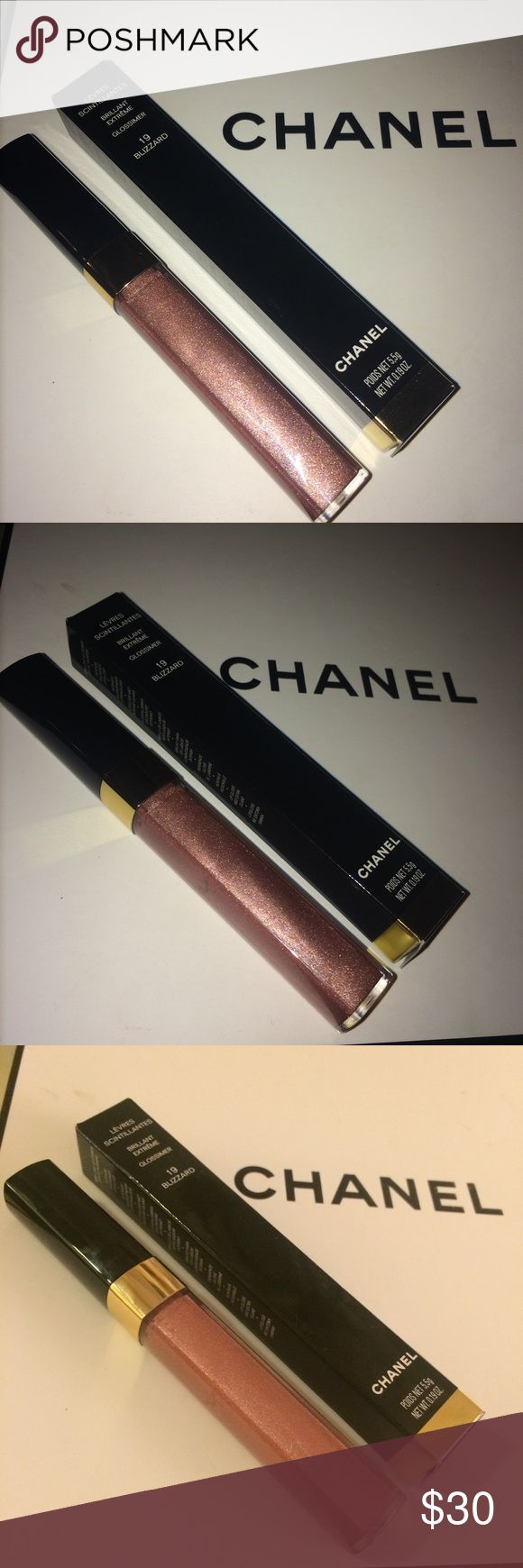 CHANEL LIP GLOSS (NEW) New lipgloss Chanel CHANEL Makeup Lip Balm & Gloss