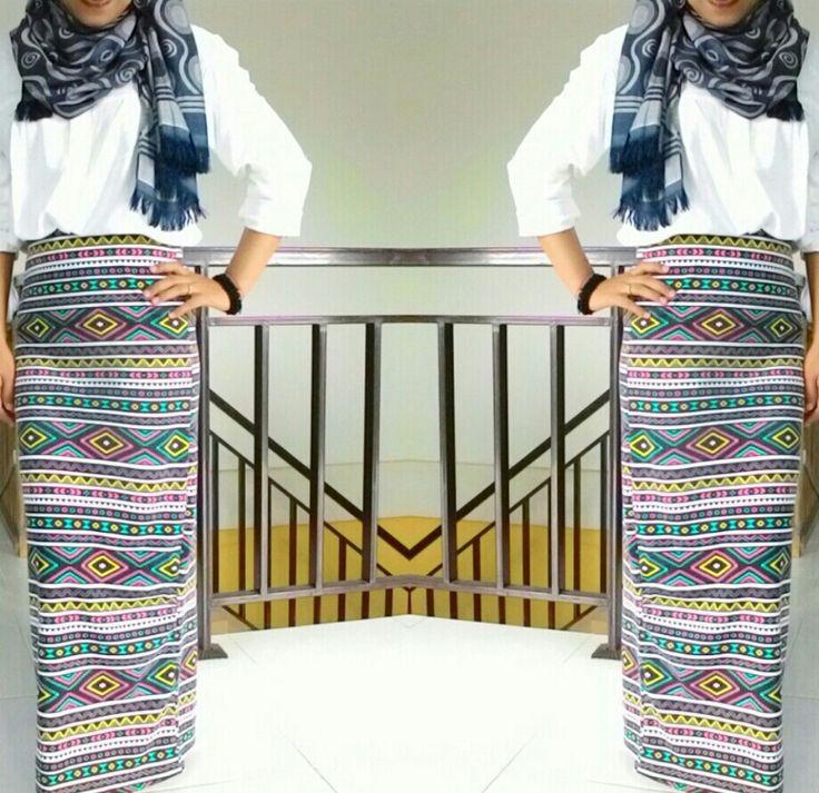 #skirt #hijabista