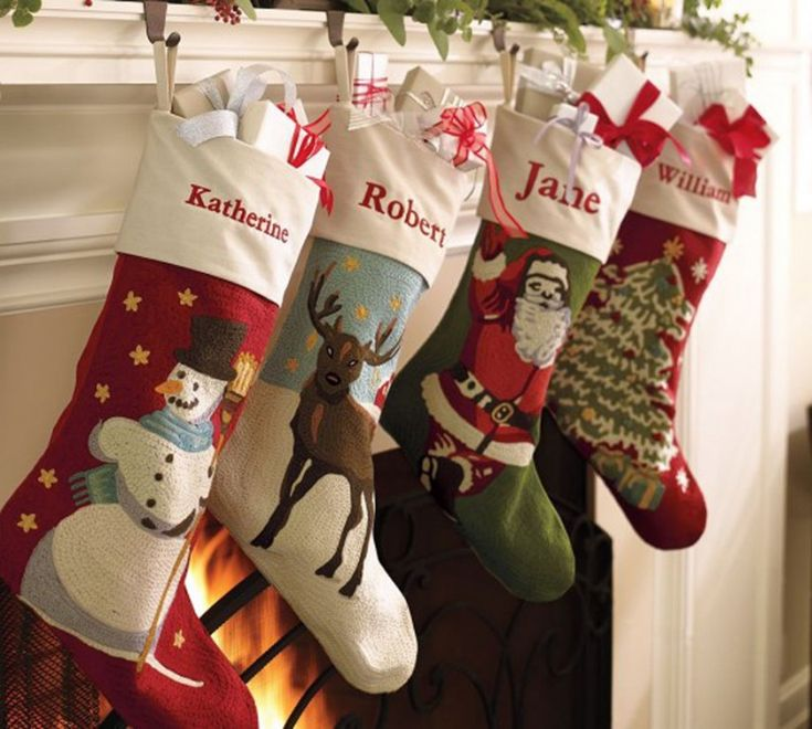 Ideas For Christmas Stockings 22 best christmas stocking images on pinterest | christmas crafts