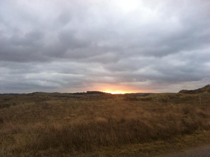 Zonsopgang 4 december 2012