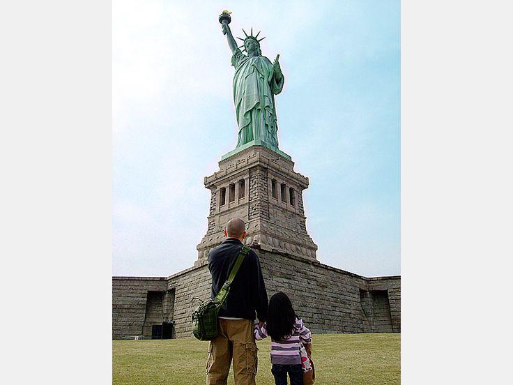 Statue Liberty Carry