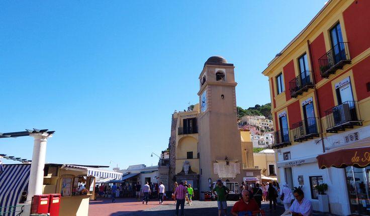 piazzetta Capri (Napoli)