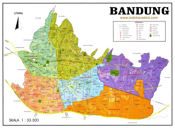 Bandung, city I love the most