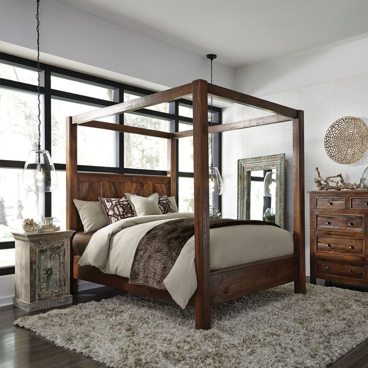 Best 25 wood canopy bed ideas on pinterest canopy bed frame canopy for bed and canopy bed - Canopy bed without frame ...