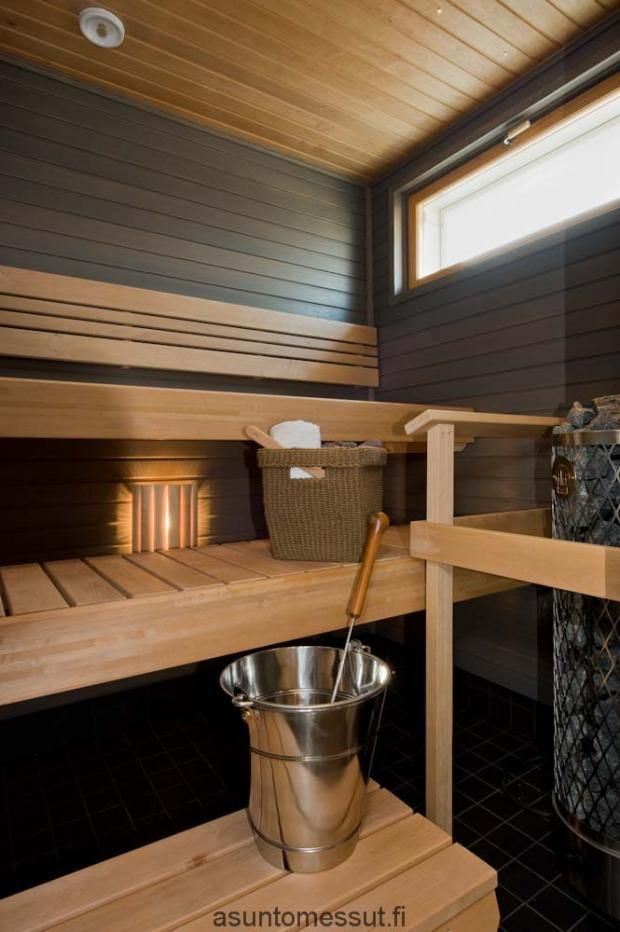 Sami-talo - sauna | Asuntomessut