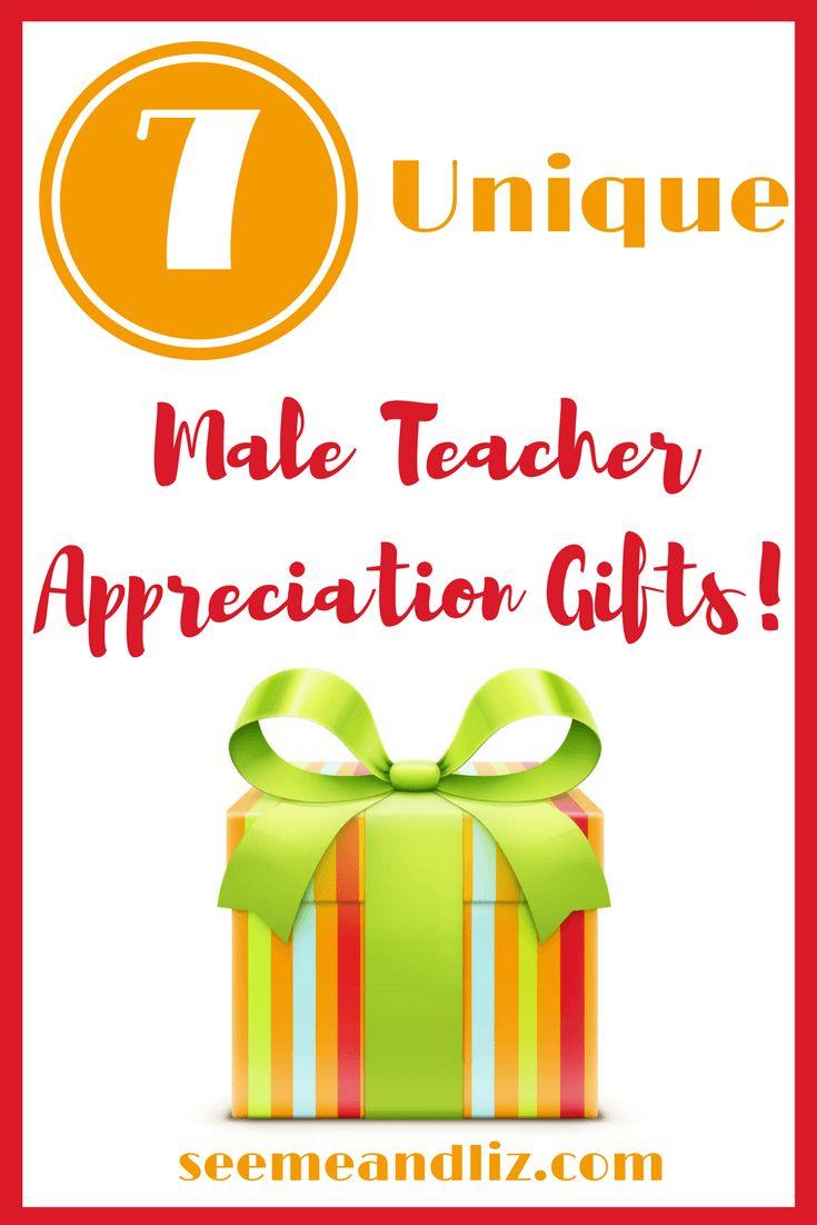 7 unique male teacher appreciation gifts he will love