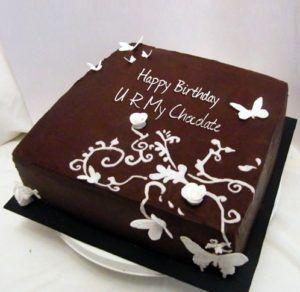 Adfdc Ea Chocolate Birthday Cakes Funny Jpg 300x292 Wishes