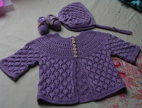 We Like Knitting: Lucille - Free Pattern