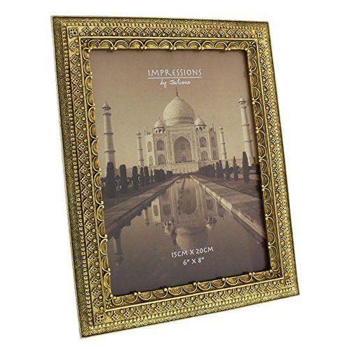 "Classical Style Antique Vintage Ornate Gold Photo Frame, 6x8"" Impressions http://www.amazon.co.uk/dp/B017J2XJEA/ref=cm_sw_r_pi_dp_ih6Ywb152BJJB"