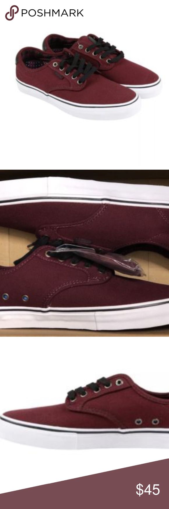 Vans Chima Ferguson Pro Waxed Canvas Red Dahlia Vans Chima Ferguson Pro Waxed Canvas Red Dahlia Red  Size Men 11 Brand new in box Vans Shoes Athletic Shoes