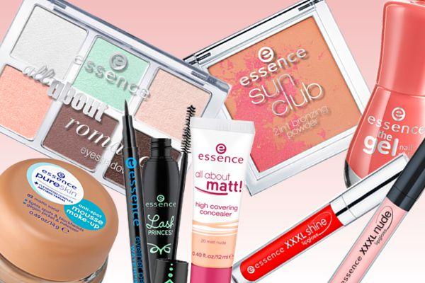 New Makeup Essence